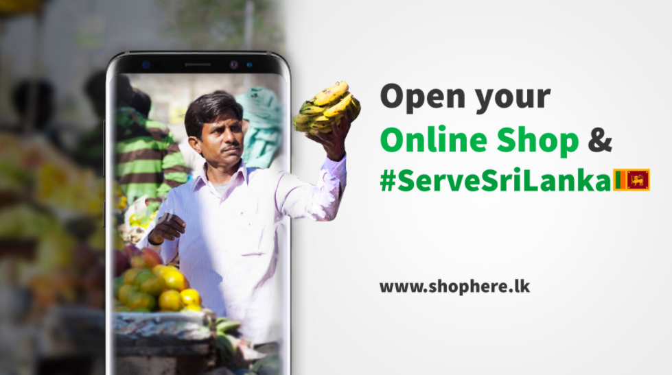 Shophere: A service started to connect small retailers to the customers