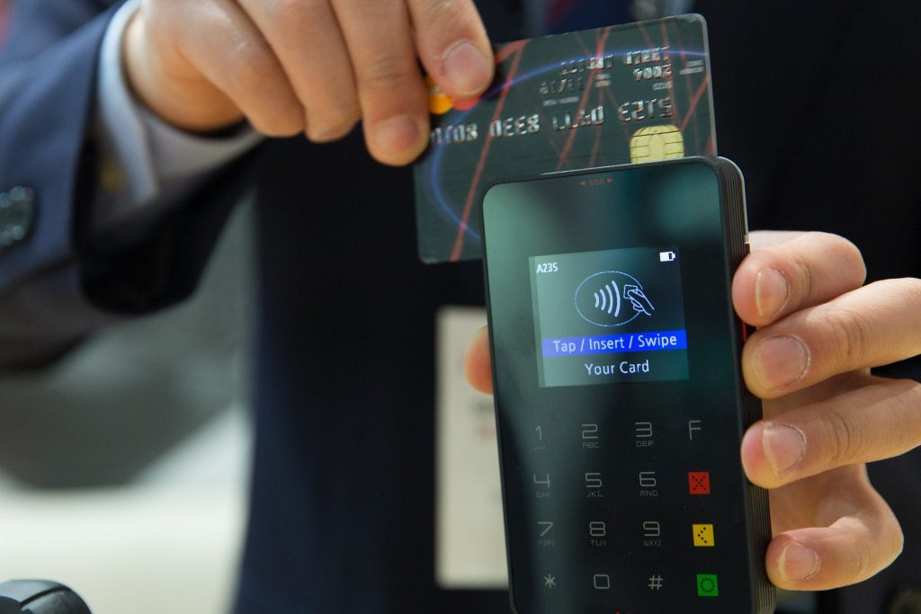 Cashless payments are becoming more popular among all ages of customers